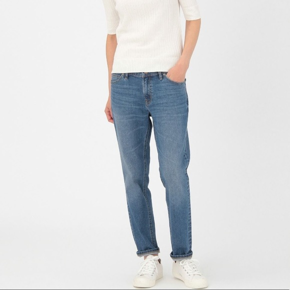 60% cheap thoughts on hot-selling clearance MUJI Boyfit Jeans
